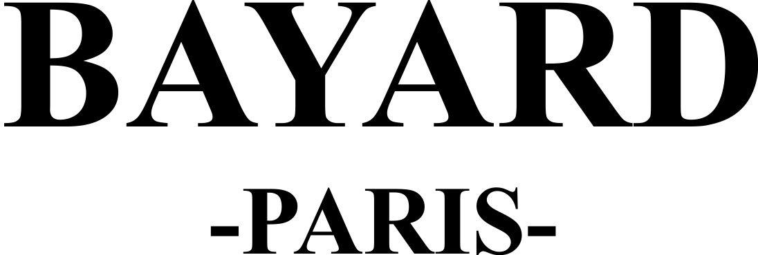 logo bayard horlogerie PAris